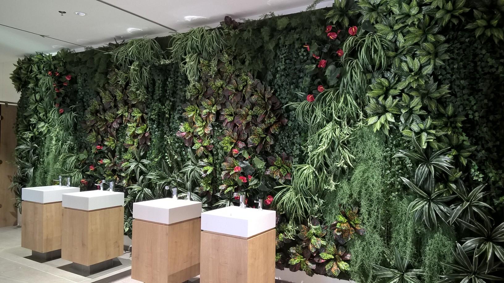 Plantes Pour Mur Végétal Extérieur leclerc - moulins - naturel design